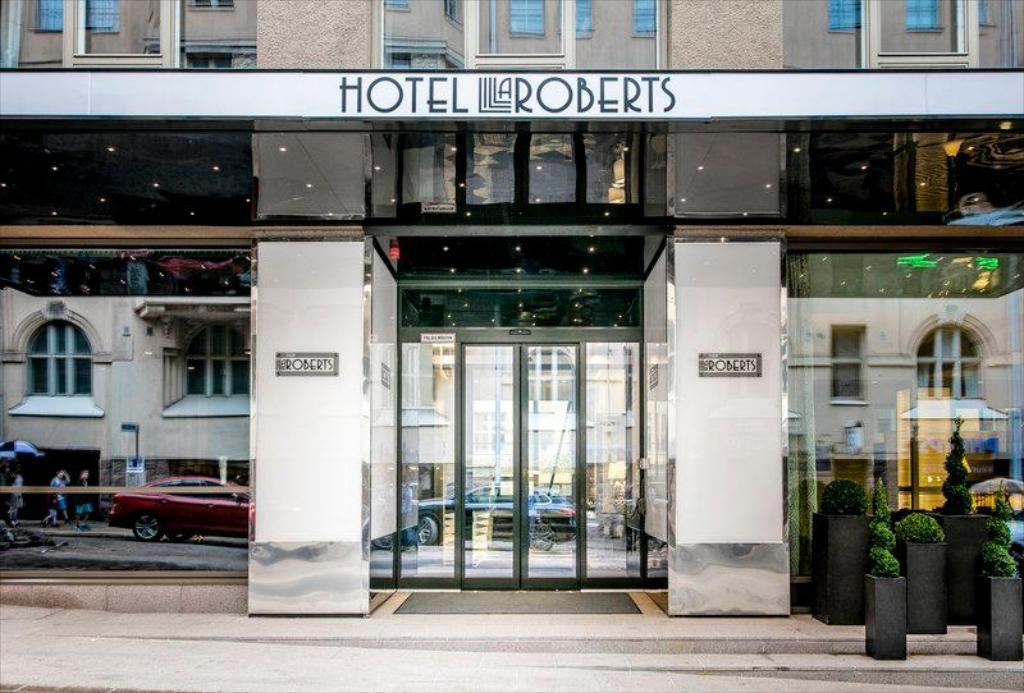 Hotel Lilla Roberts - Отели в Хельсинки