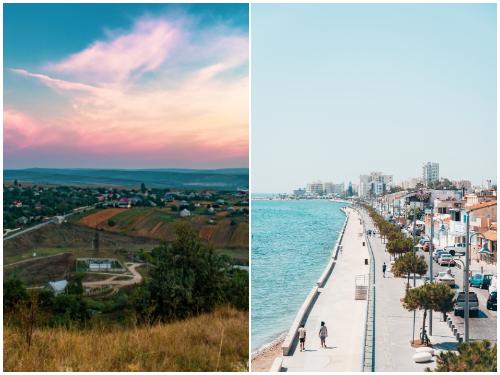 Кишинев и Ларнака в августе