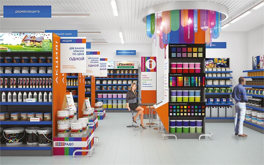 Картинки торгового зала строительного магазина