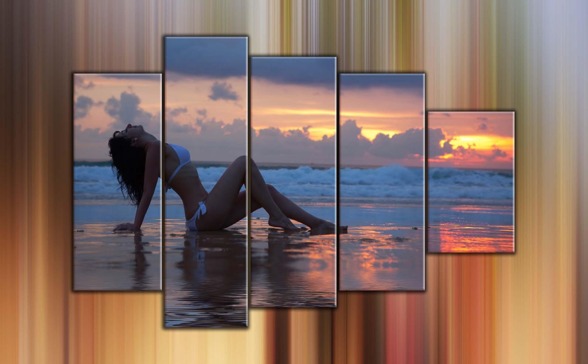 Как называются картины на фотографиях