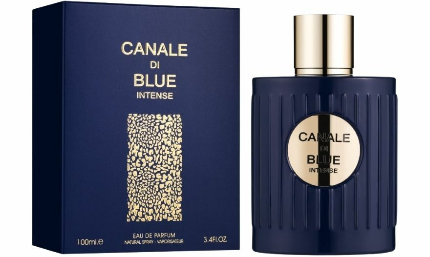 Canale Di Blue Intense by Fragrance World - Arabian, Western and Middle East Perfumes - Muskat Gift Shop Kenya