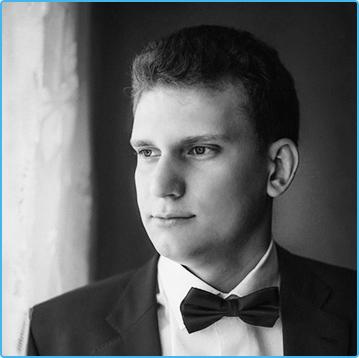 Андрей Чигряй – преподаватель по робототехнике