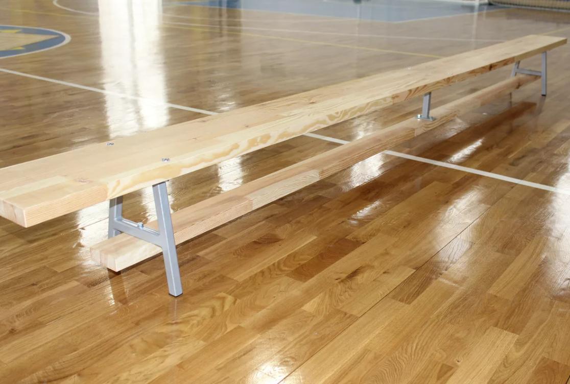 Гимнастические скамейки для Ишимбайского специального учебно-воспитательного учреждения Республика Башкортостан г. Ишимбай