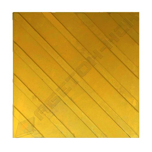 Тактильная плитка диагональ