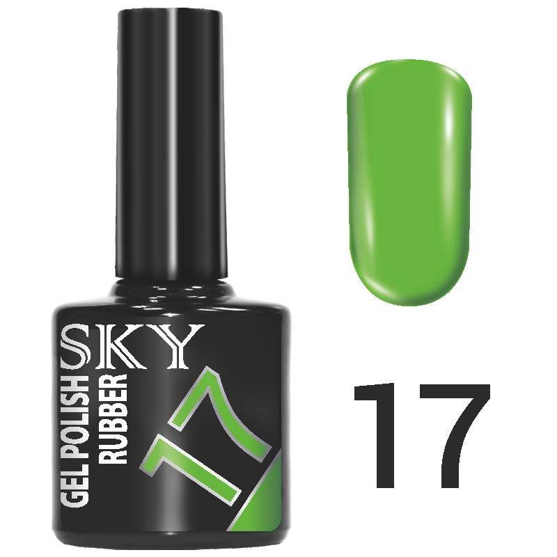 Sky gel №17