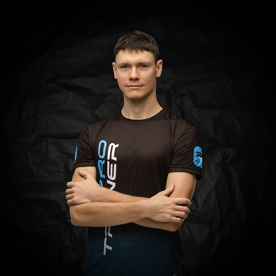 Орлов Роман - тренер в компании PRO TRENER