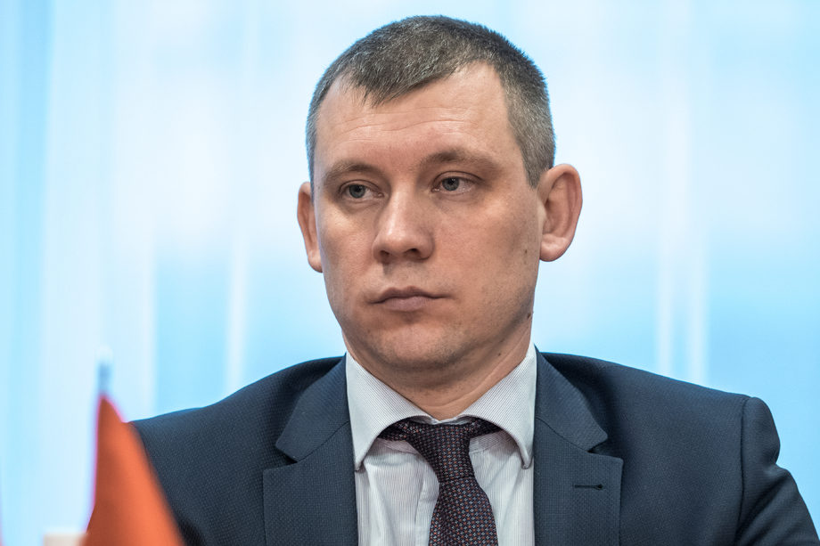 Сергей Шарлаев, заместитель председателя жилищного комитета Петербурга