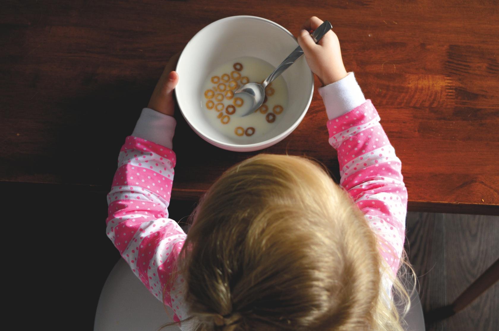 Расчет питания в дошкольном учреждении