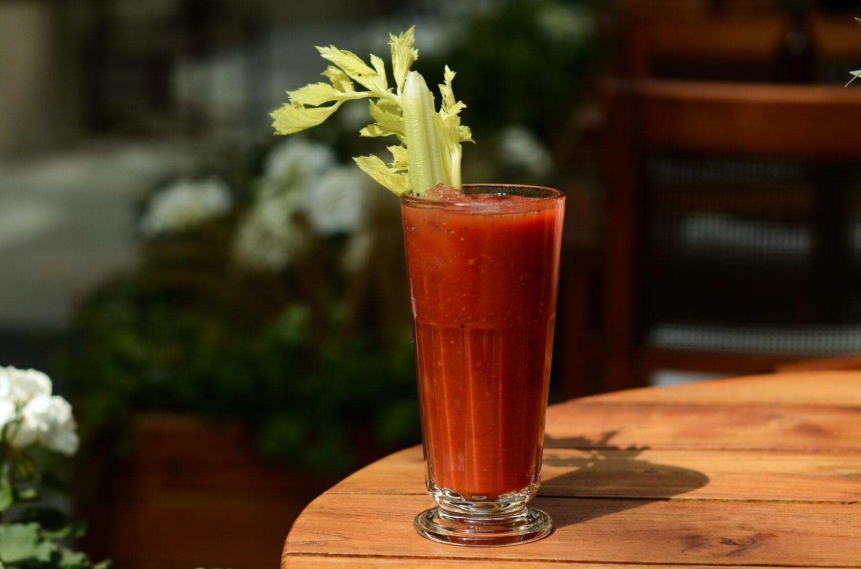 Коктейль Virgin Bloody Mary