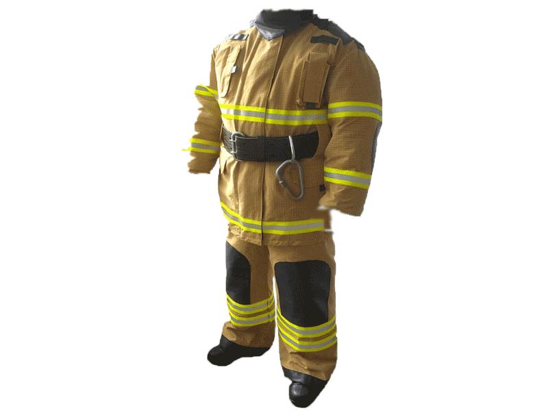 спецодежда пожарника фото зависит того