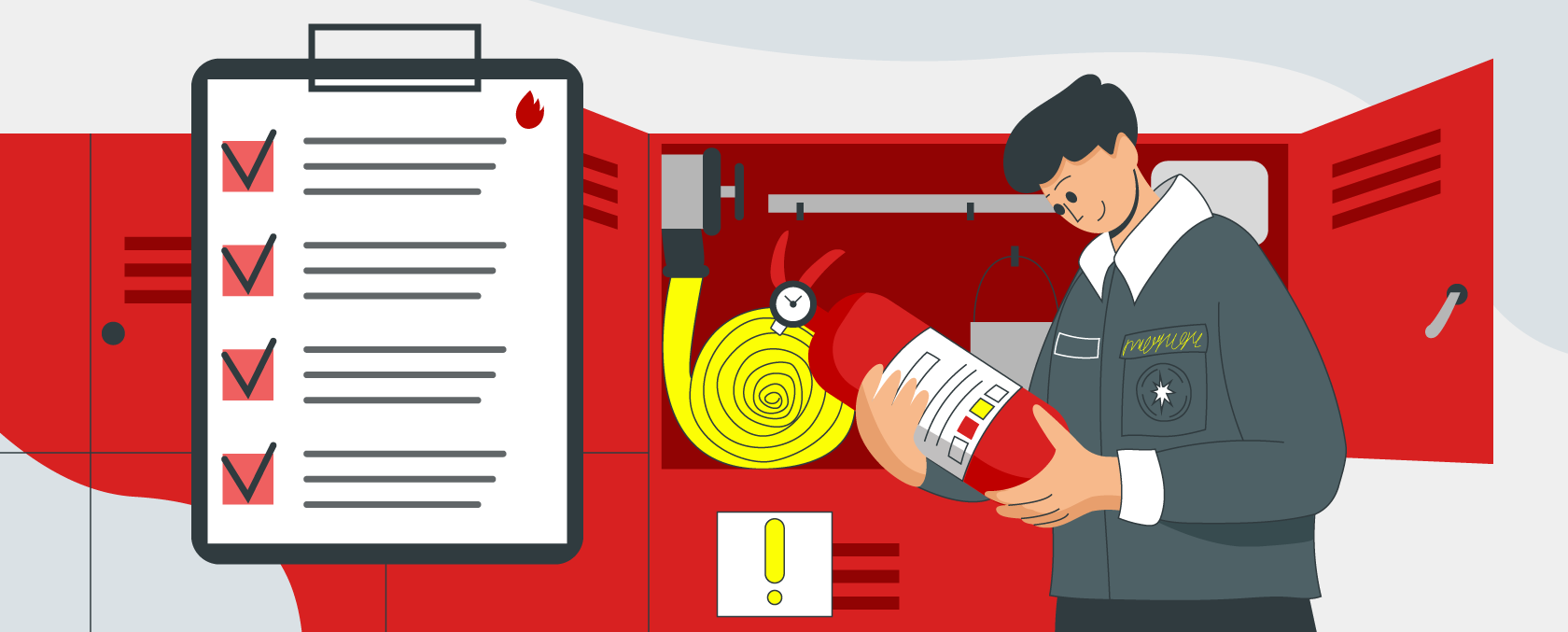 Разбираем новые правила проведения пожарных проверок, вступившие в силу с 1 июля