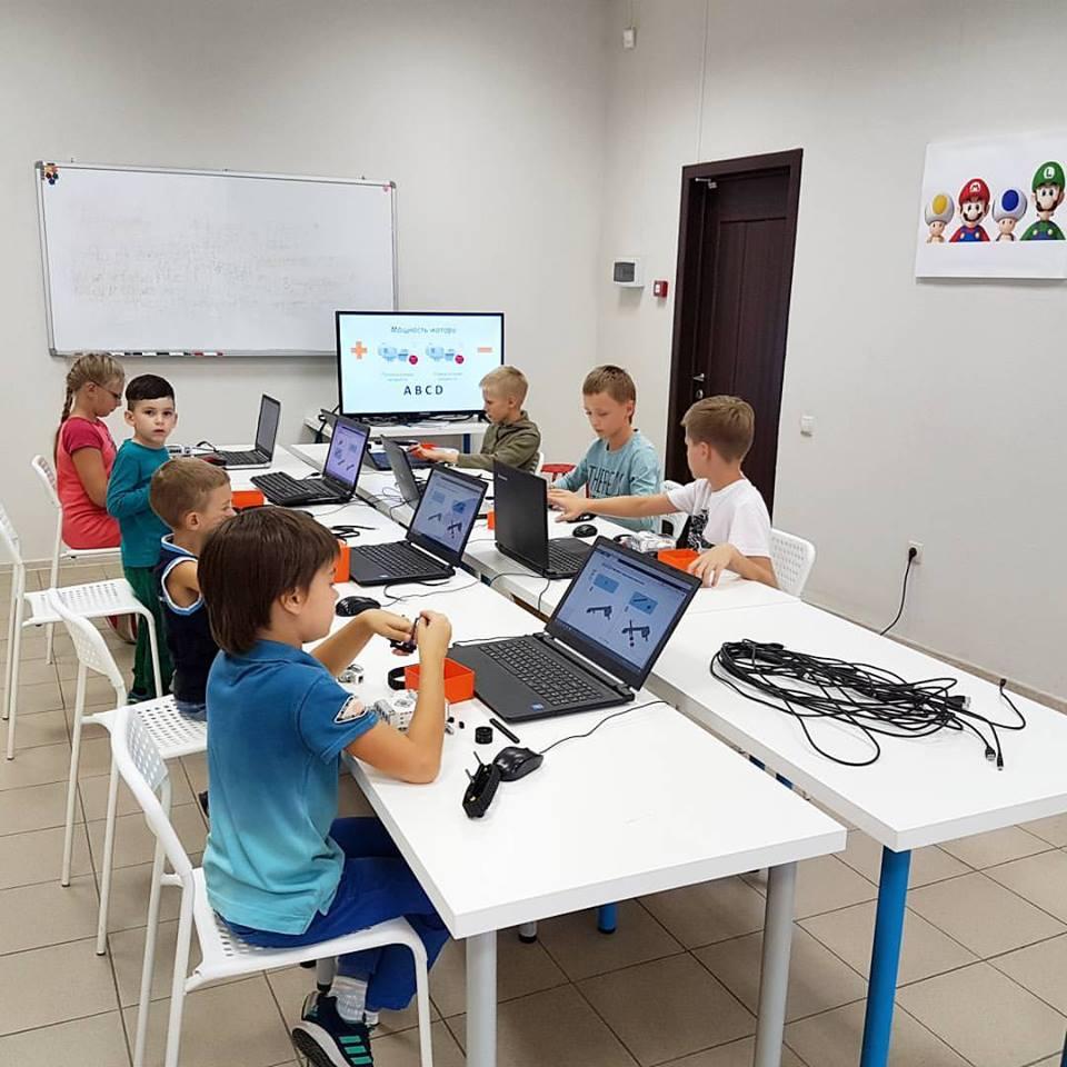 Летние образовательные программы детям. Институт компьютерных технологий и информационной безопасности Южного федерального университета (ИКТИБ ЮФУ)