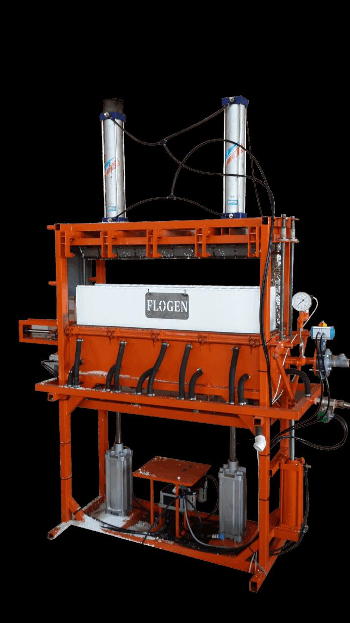 станок для производства несъемной опалубки
