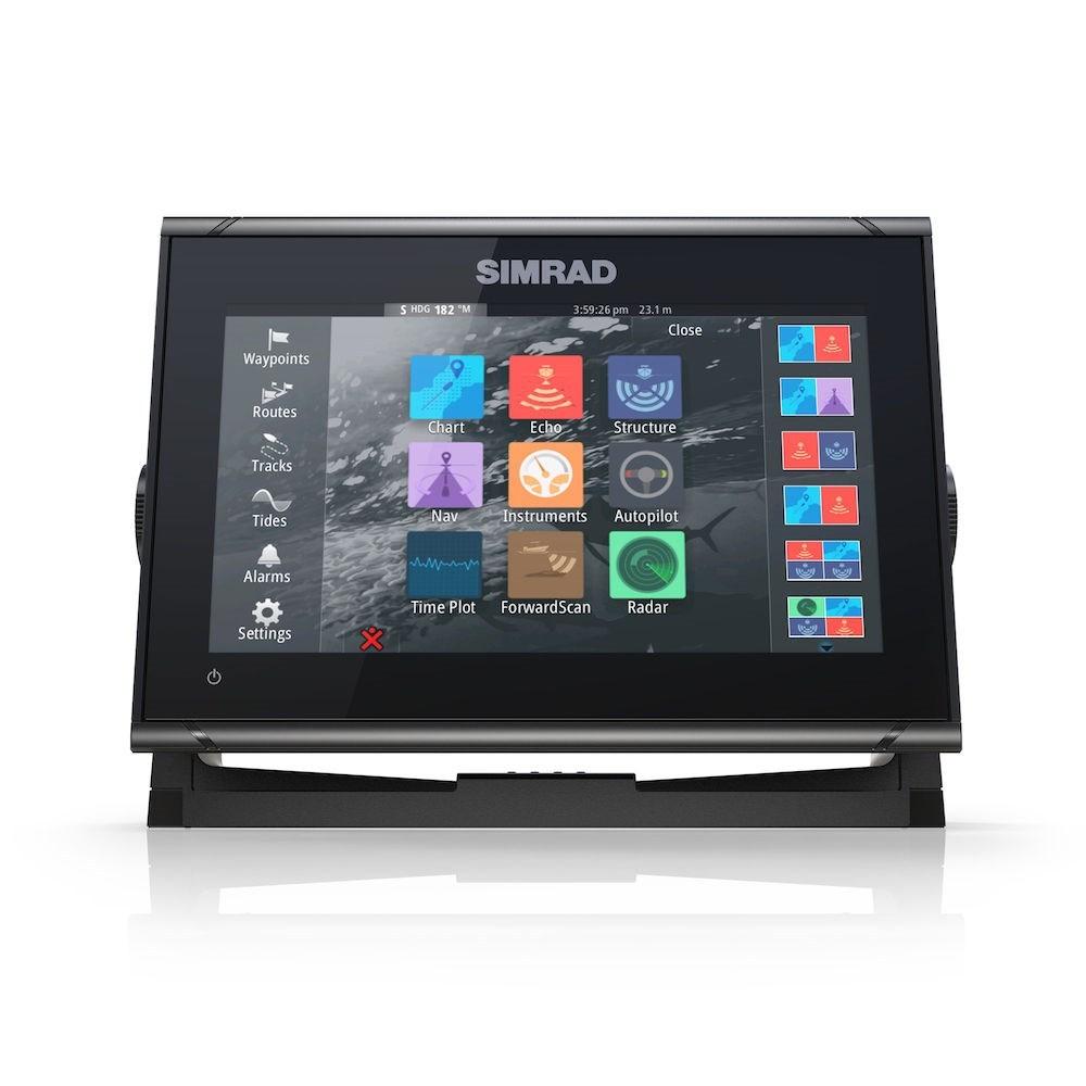 Купить Simrad GO9 XSE TotalScan