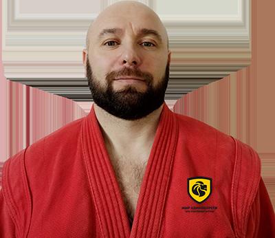 Юрий Капалин - тренер по самбо