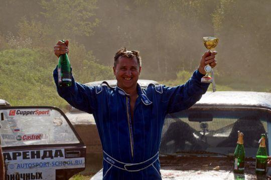 Игорь Перепелкин едет на чемпионат Московской области