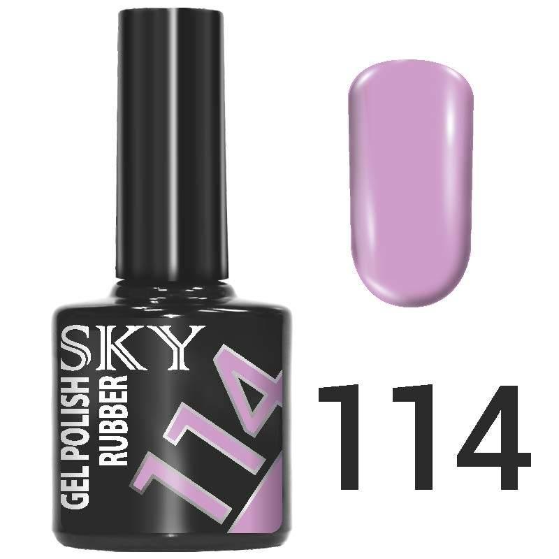 Sky gel №114