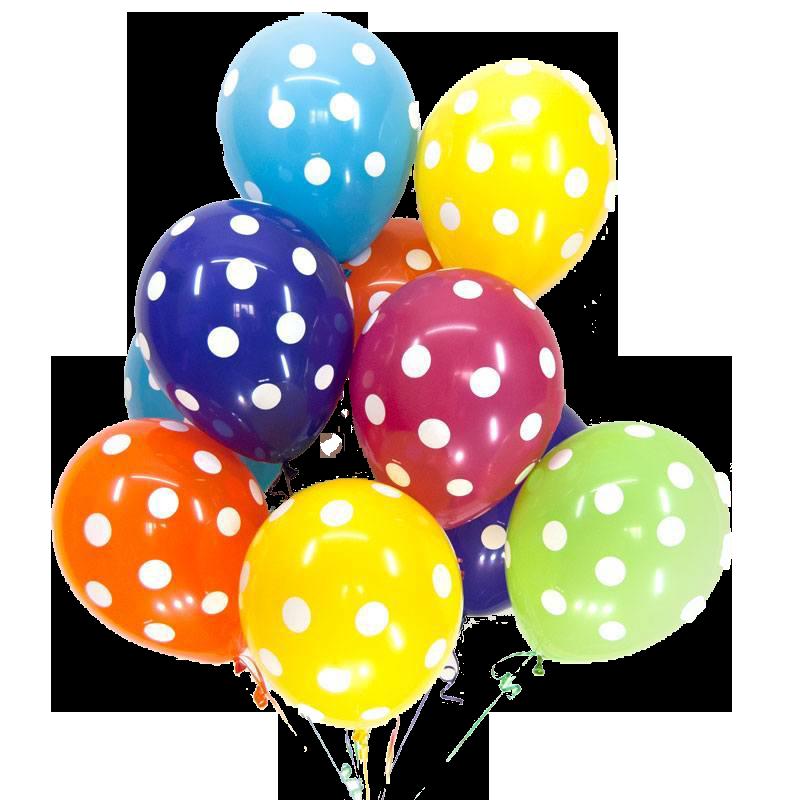 Воздушные шары фото картинки нарисованные