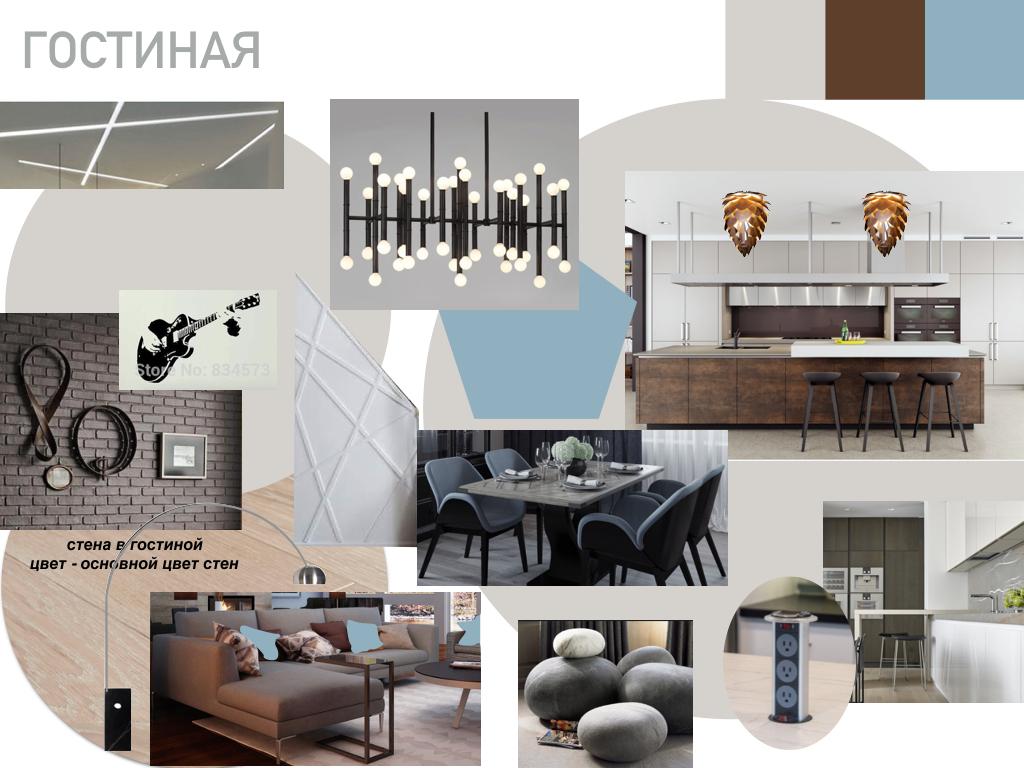 дизайн интерьера, архитектура, проектирование, Архом, Archom