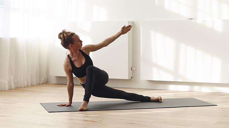 Йога танца тренировки Киев