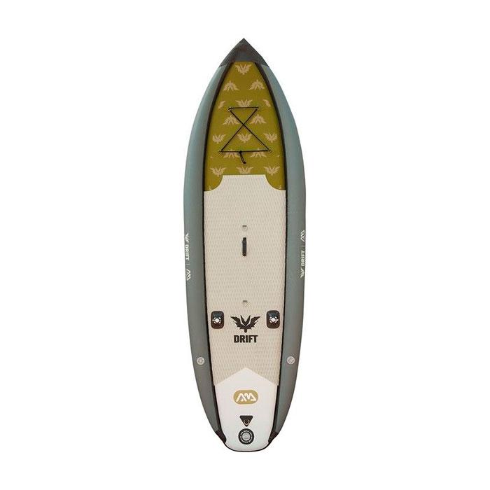 Купить SUP-доску Aqua Marina DRIFT Grey (SUP для рыбалки) - цена, продажа, каталог.