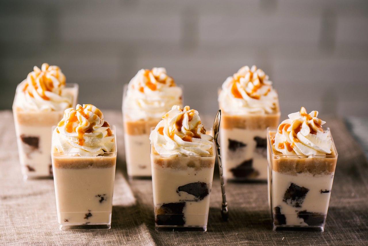 муссовые десерты в стаканчиках рецепты с фото крепкого тебе, чтоб