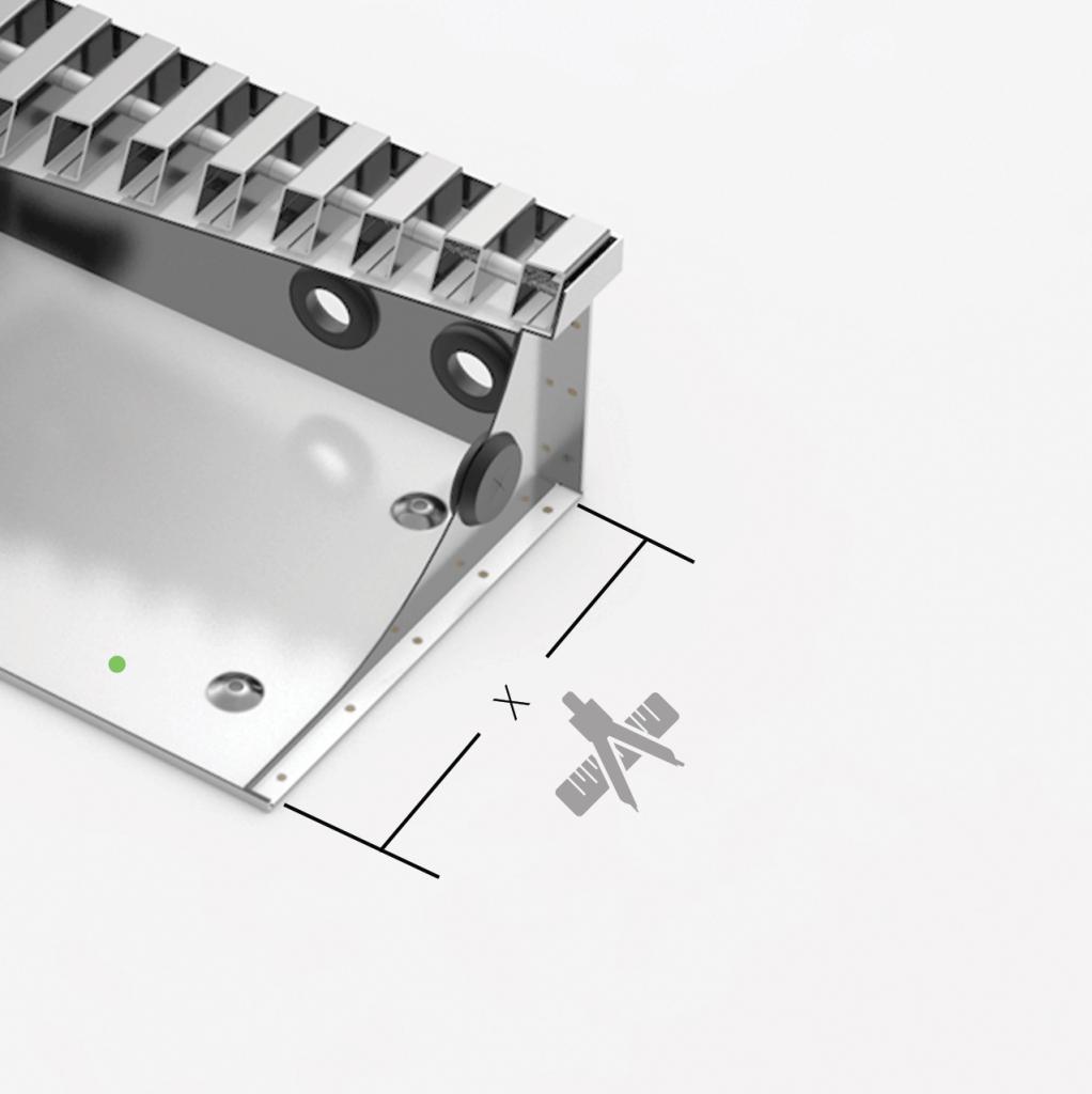 Медно алюминиевые теплообменник для конвектора вторичный теплообменник для газового котла протерм
