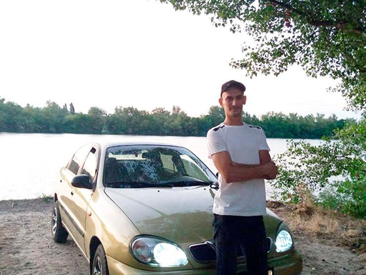 Шариец из Новой Каховки - фото