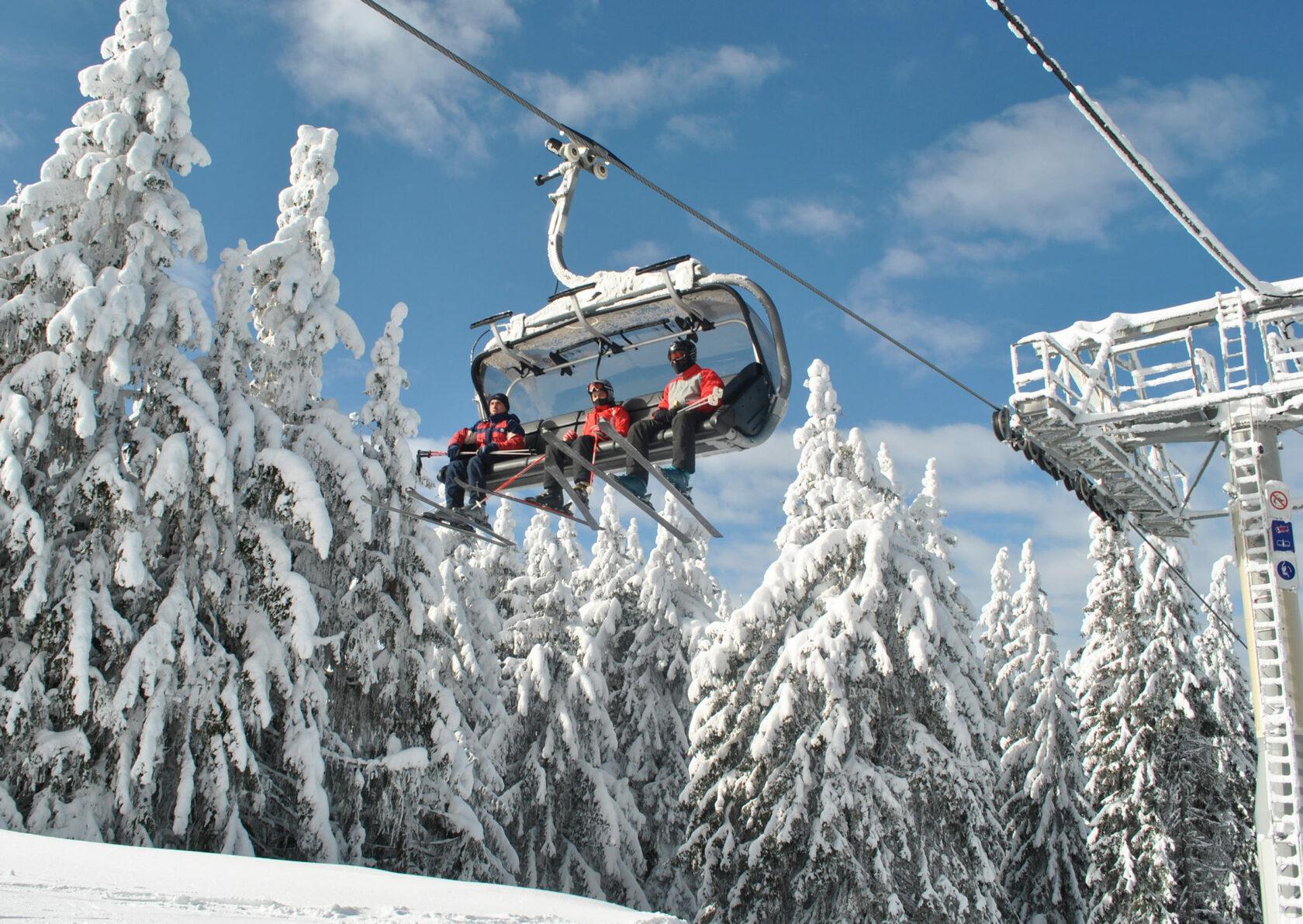 горящие горнолыжные туры из Челябинска