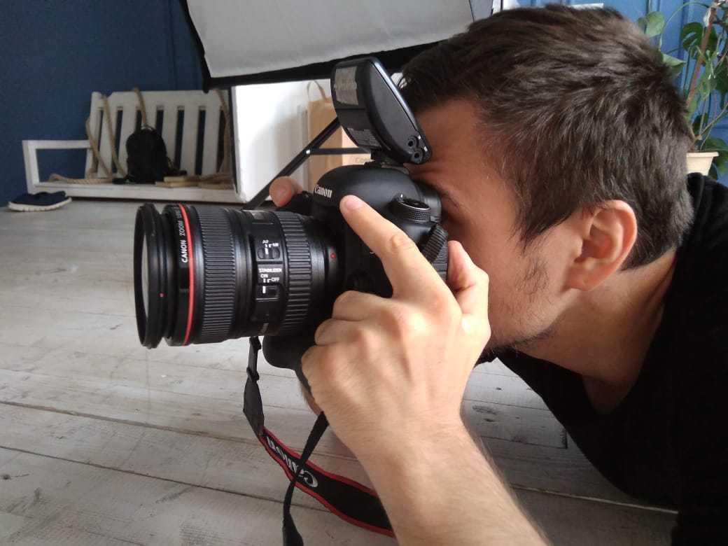 Как выгодно сфотографировать букет