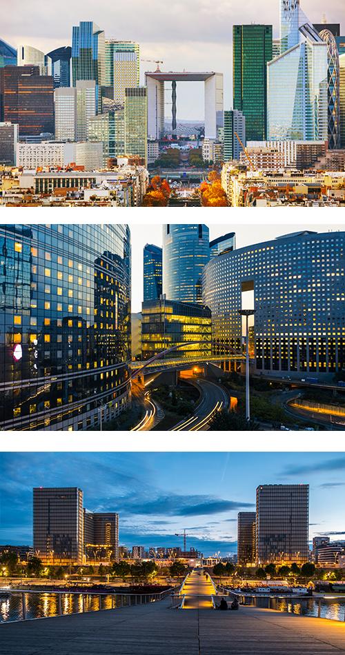 Современная и необычная архитектура Парижа