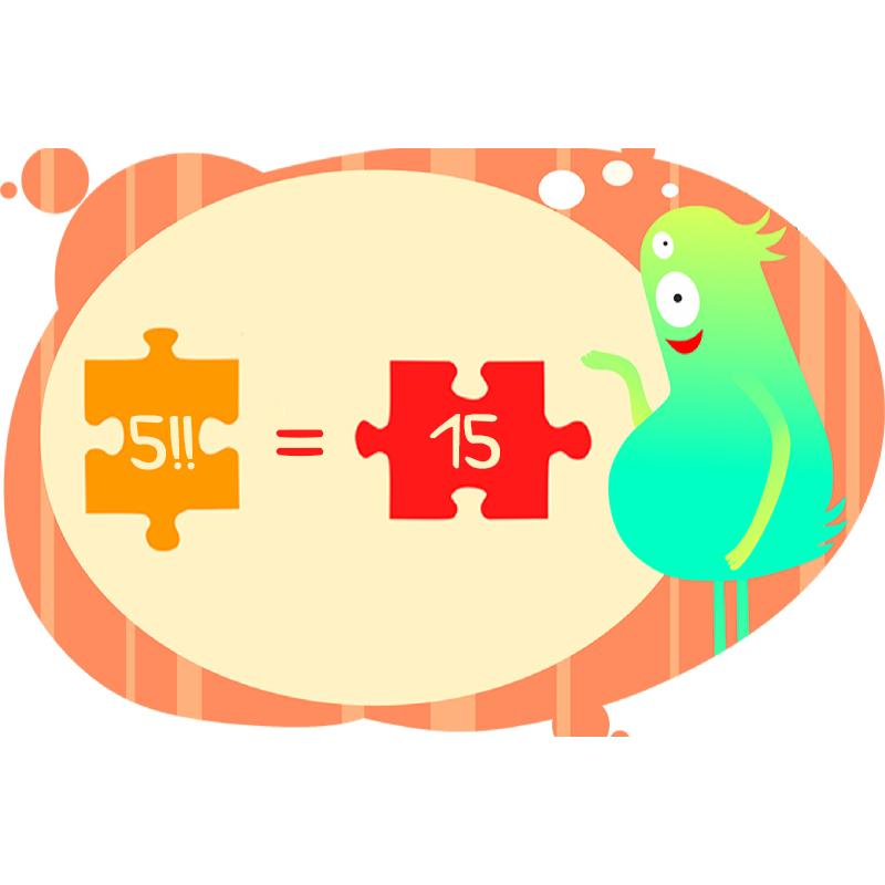 Шестерыч рассказывает как взять факториал числа