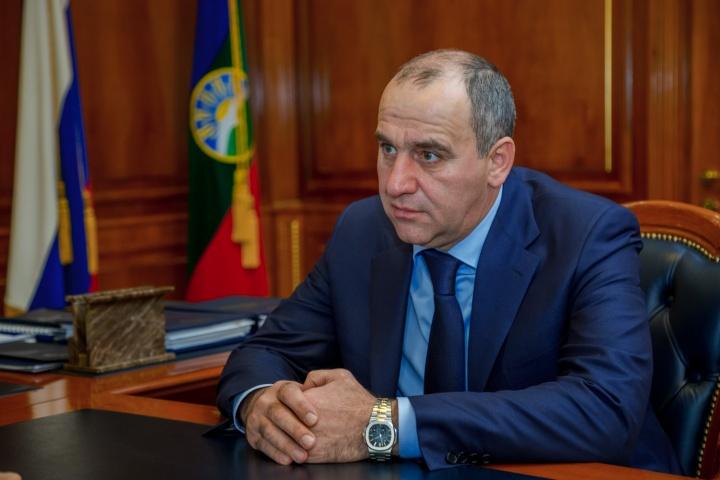 Рашид Темрезов, глава Карачаево-Черкесии переместился за год с 32-го на 52-е место.
