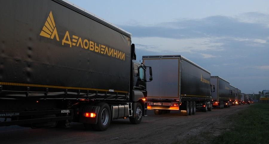 На долю лидера сегмента дальних автоперевозок сборных грузов, ГК «Деловые линии», приходится 26,1% рынка (фото: «Деловые линии»)