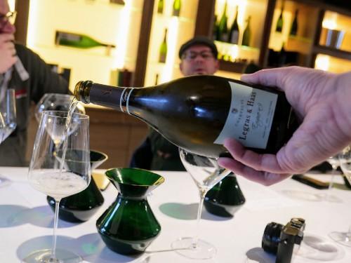 Champagne Legras & Haas Exigence