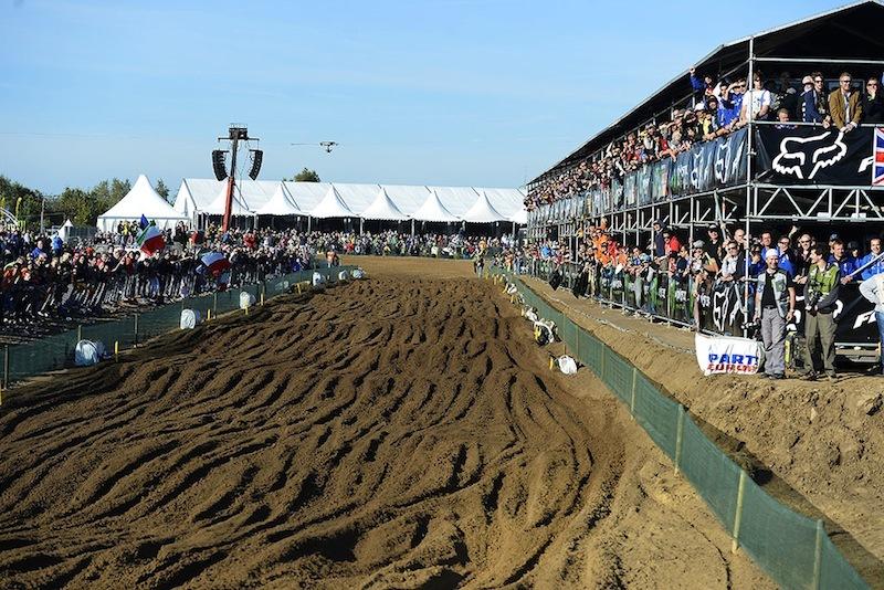 В Ломмеле пройдут три Гран-при подряд
