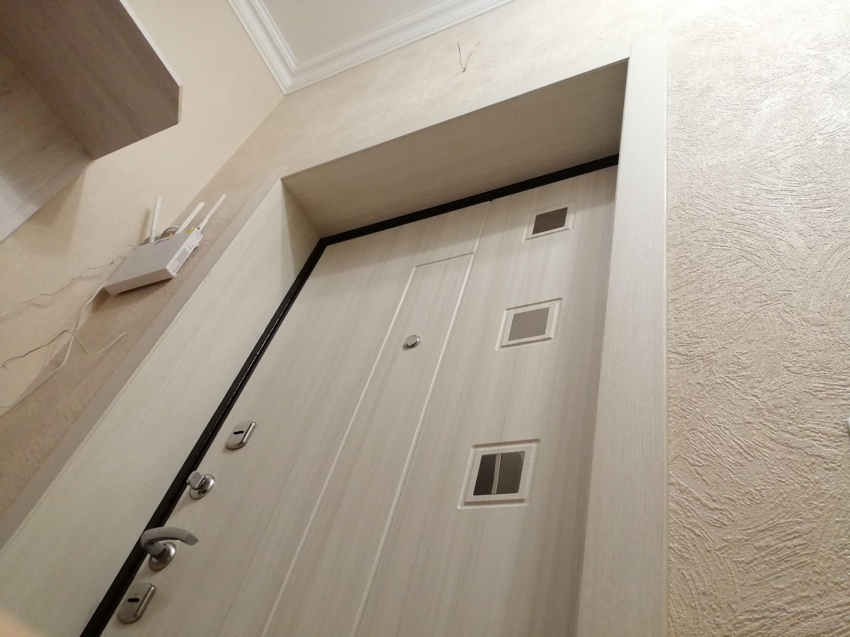 работал порог откосы входных дверей беленый дуб фото правило