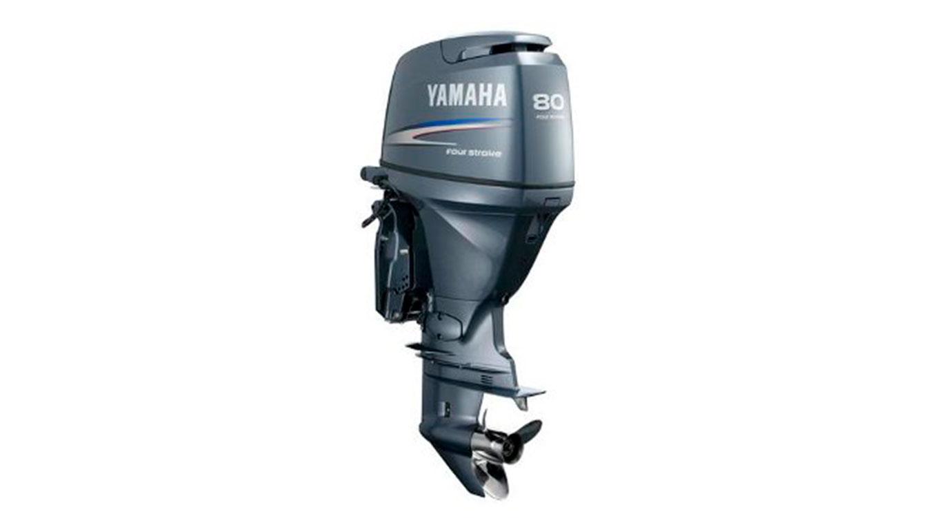 Yamaha F80BETL 80 л.с.