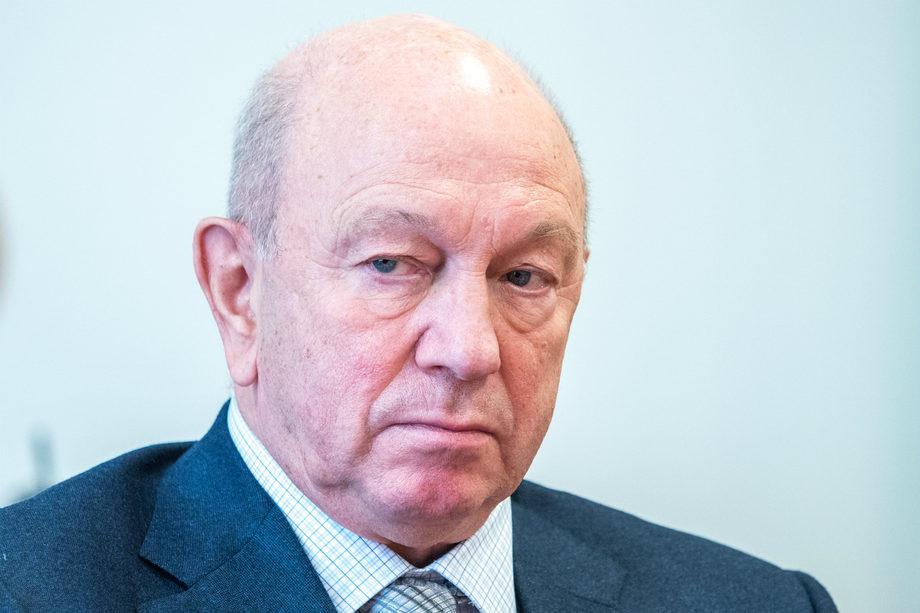 Георгий Манихас, главный онколог Петербурга