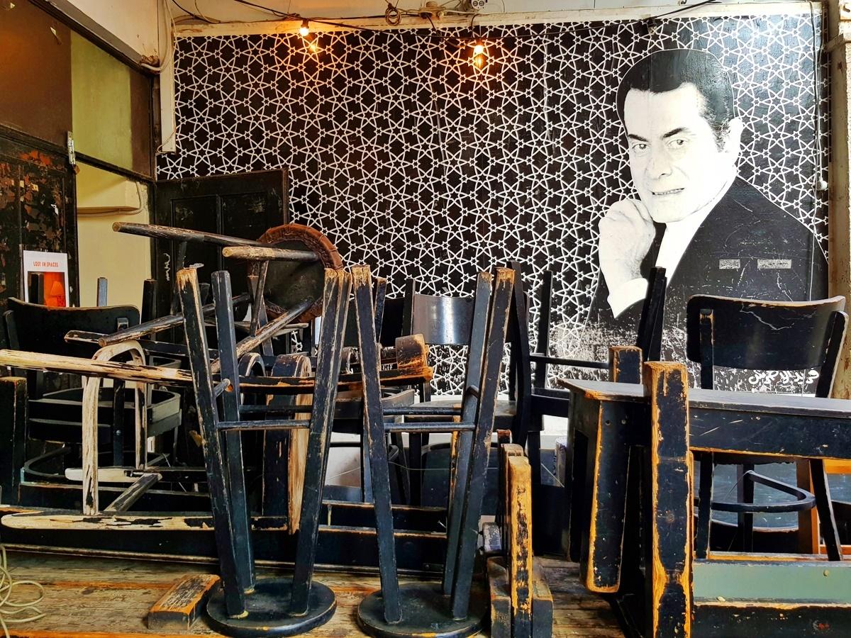 Ресторан Порт Саид. Тель-Авив.