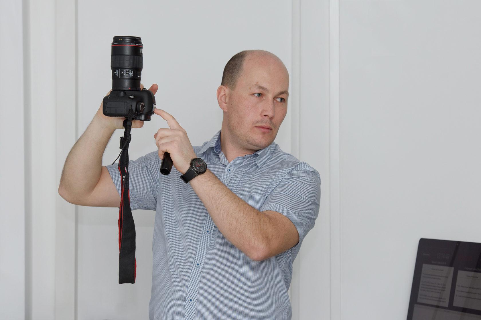 основы фотографирования для начинающих обучаясь университете