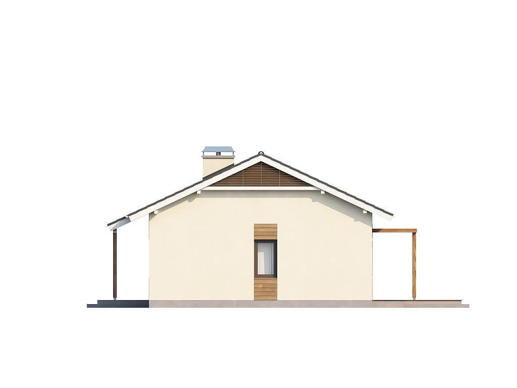 Фасад дома Riven -3