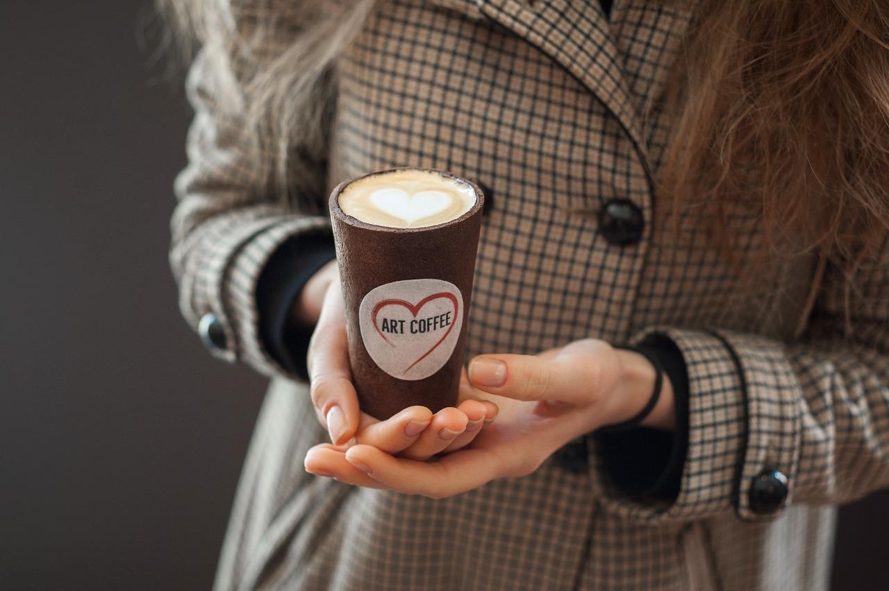 Картинки стакана кофе в руке