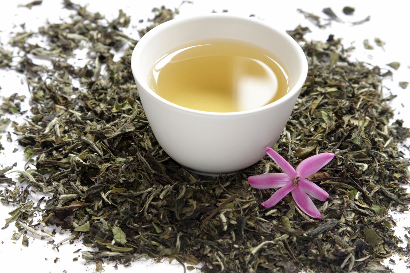 листья улун чай - oolong tea leaf