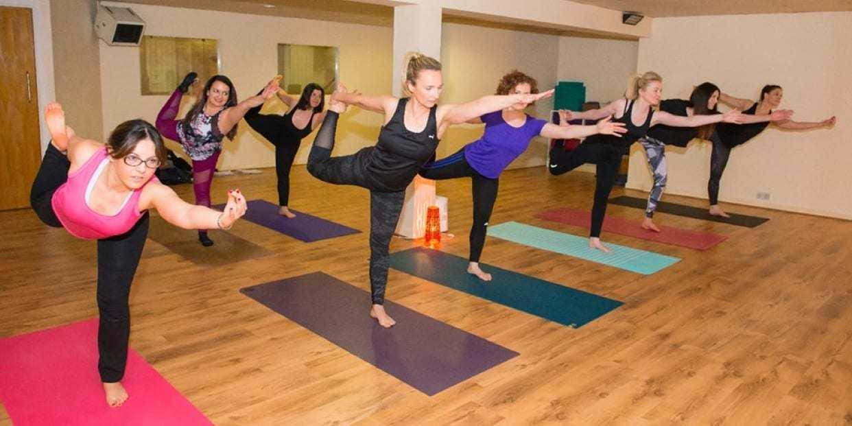 Хатха йога медитация