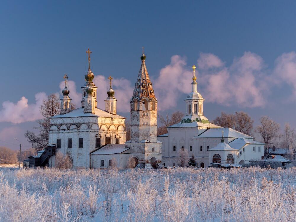 Дымковская слобода Великий Устюг