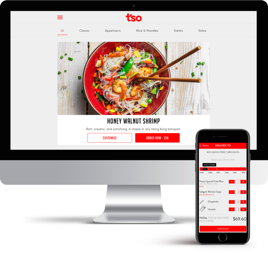 Tipping Fast Food Delivery