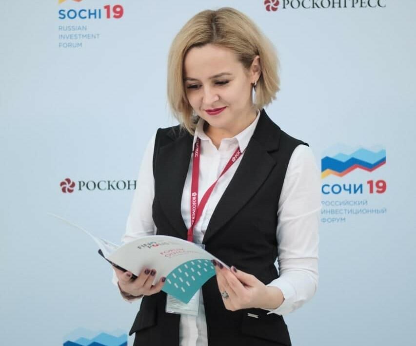 Елена Брулин, руководитель проектов развития LVR