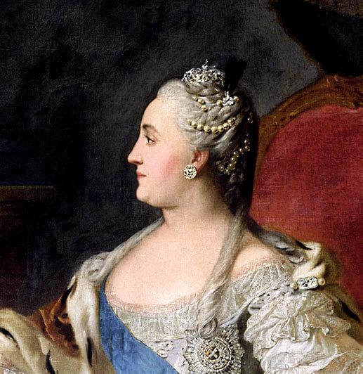 Екатерина II (1729–1796)