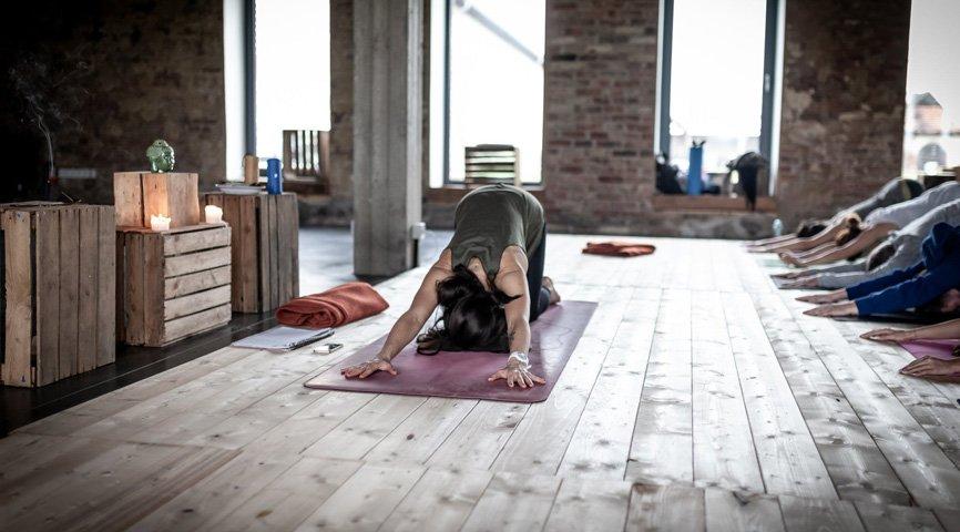 Хатха йога для новичков в Киеве